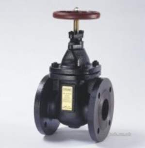Crane General Valves -  Crane Fm57 Pn10 Cast Iron Gate Valve 80