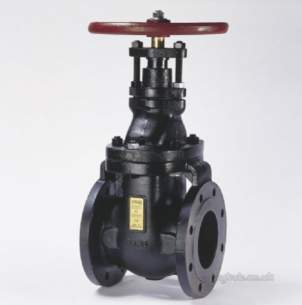 Crane General Valves -  Crane Fm63 Pn16 Cast Iron Gate Valve 150