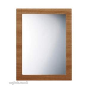 Ideal Standard Create Furniture -  Ideal Standard Create E3325 Mirror 365 X 800 Oak