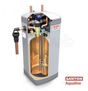 Santon Point Of Use Unvented Water Heaters -  Santon Al15/4.5 Aqualine 15 Ltr 4.5 Kw