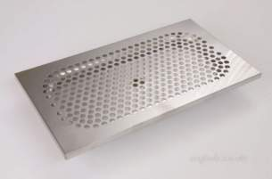 Zip Water Heater Accessories -  Zip Hydroboil S/s Drip Tray Incl Drain