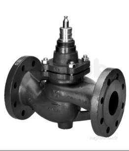 Danfoss Motorised Control Valves -  Danfoss Vfs2 50/40 Steam Control Valve 50