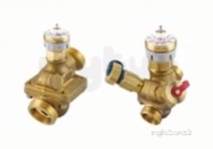 Danfoss Abqm Automatic Balancing Valves -  Danfoss Ab-qm Tailpiece For 25mm Valve