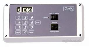 Danfoss Randall Timeclocks and Programmers -  Danfoss 841 1.stage Pulse Time Switch