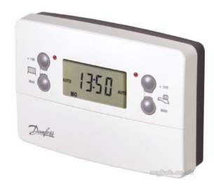 Danfoss Randall Timeclocks and Programmers -  Danfoss Cp715 Si Prog 7day/5-2day/24hr