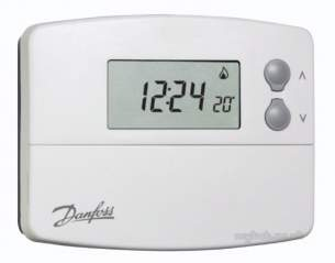 Danfoss Randall Timeclocks and Programmers -  Danfoss Tp4000 Rf Prog R/stat Wireless
