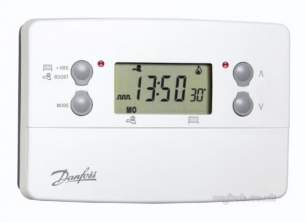 Danfoss Randall Domestic Controls -  Danfoss Tp9 5day/2day Prog Room Stat