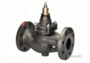 Danfoss Motorised Control Valves -  Danfoss Vfs2 100/145 Steam Contrl Vv 100