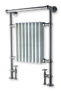 Myson Towel Warmers -  Myson Dee Vr1/4 Radiator Towel Warmer Cp