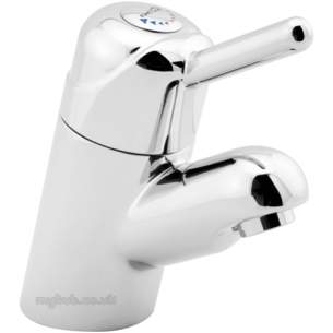 Deva Brassware -  Thermo Sequential Basin Mixer Tmv3 C/p