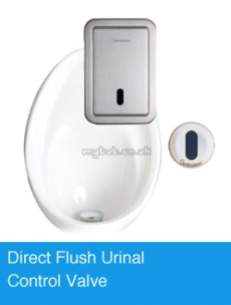 Cistermiser Flush Control Valve -  Direct Flush Accessible Per Bowl