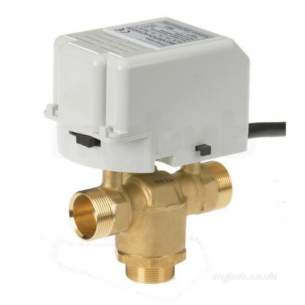 Invensys Domestic Controls and Programmers -  Drayton Ma1/679 22mm Mid-pos Valve