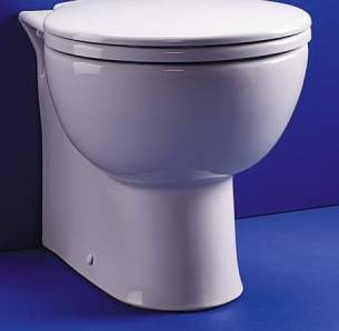 Ideal Standard Space -  Ideal Standard Space/compact E7172 Btw Cc Wc Pan Wh