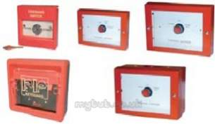 Electro Controls -  Elc Efm-1 Switch Firemans Key Operated
