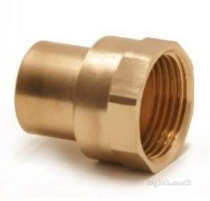 Yorkshire Endex End Feed Fittings -  Endex N7 Female Adaptor 42x1.1/2