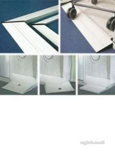 Akw Medicare Products -  25000 20mm Straight Ramp 4 Use Plus Braddan