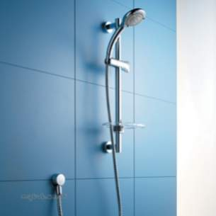Ideal Standard Showers -  Ideal Standard Elipse L7101 Shower Kit Lp And Hp 3f And H/s Cp