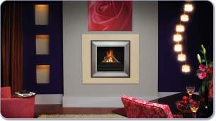 Be Modern Fires Gas and Electric -  Be Modern Bm Encore Gas Fire 86509