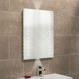 Roper Rhodes Accessories -  Escape Led Mirror With Ambient Lighting