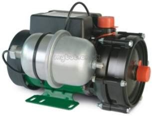 Salamander Shower Pumps -  Salamander Esp120cpv 3.6 Bar Negative Single Cfgl Pump