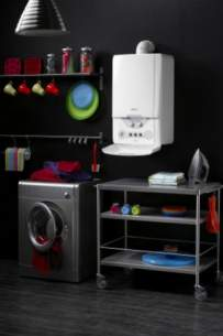 Ideal Domestic Gas Boilers -  Ideal Esprit H30 Combi Blr And Flue Pack