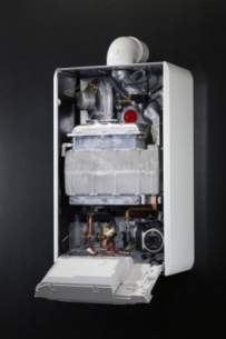 Ideal Domestic Gas Boilers -  Ideal Esprit H24 Combi Blr And Flue Pack