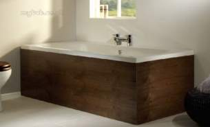 Tavistock Bath Panels -  Ethos 700mm End Panel Oak Veneer