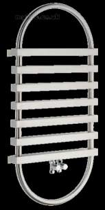 Eastbrook Towel Rails -  5.706exodus 1170 X 560 Stainless Steel
