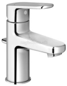 Grohe Tec Brassware -  Grohe Europlus 33156 Small Basin Mixer Puw
