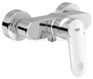 Grohe Shower Valves -  Grohe Europlus 33577 Exp Shower Mixer/s Unions