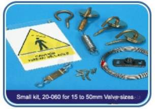 Free Fall Fire Valves -  Fel Spare Ancillaries Pack-small 15-40