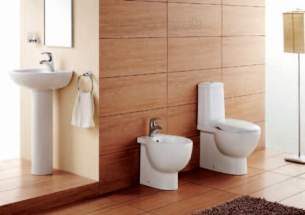 Eastbrook Sanitary Ware -  27.0521 Ferrara Basin 610mm 1th White
