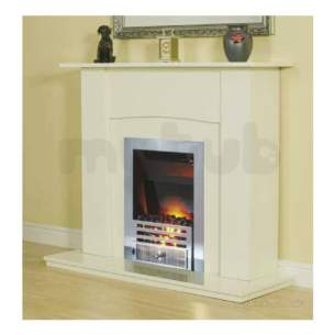Smiths Environmental Fan Convectors -  Fireplace Surround-cream/cream Fpcream-cb