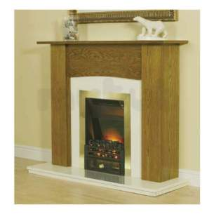 Smiths Environmental Fan Convectors -  Smiths Fireplace Surround-yew/cream
