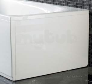 Ideal Standard Acrylic Baths -  Ideal Standard First E8806 End Panel 750 White