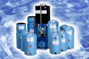 Range Powercoil and Flowmax Cylinders -  Range Flowmax Combi 140l Basic Vessel