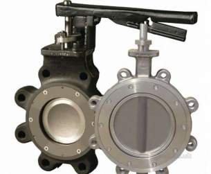 Crane Flowseal Butterfly Valves -  Flowseal A150 B/fly Valve Lug Ss B/s 200