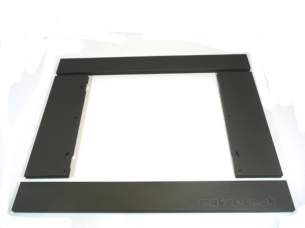 Focal Point Fires Gas Spares -  Focal Fr/f550098/1 Frame