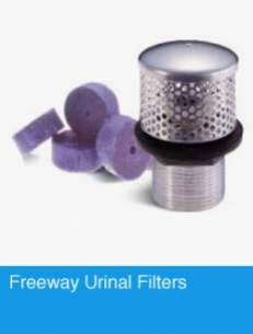 Cistermiser Flush Control Valve -  Freeway Ii Filter Mesh And Cap Assembly