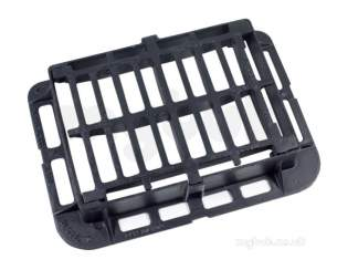 Manhole Covers and Frames Ductile Iron -  G/grating 510x360x100mm D400 Clks179kmd