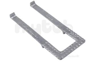 Miscellaneous Castings -  Step Iron Galv 230mm Tail Clks213