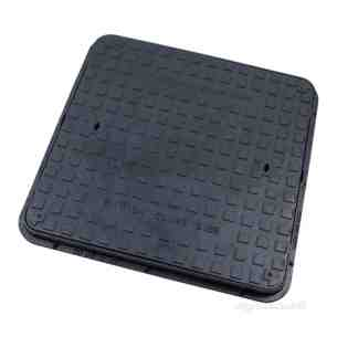 Manhole Covers and Frames Cast Iron -  Mcf C/i 675mm X 675mm X 40mm Clks780kmb