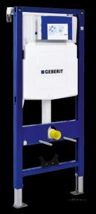 Geberit Commercial Sanitary Systems -  Duofix Wc Frame Up320 D/able And Samba Fp