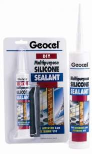 Adhesives and Sealants -  Dow Nm 310ml Multi-purpose Silicone Br