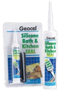 Adhesives and Sealants -  Dow Corning 78g Bath/kitchen Seal Cl