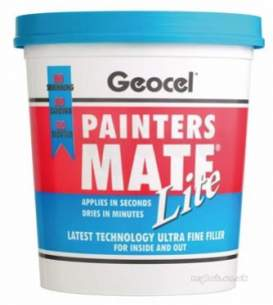 Adhesives and Sealants -  Dow 500ml Painters Mate Lite Wh 3106271