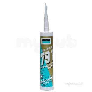 Adhesives and Sealants -  Dow Corning 791 310ml Weatherseal Bu