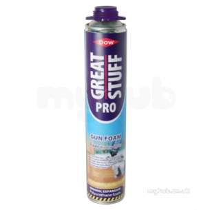 Great Stuff Window And Door Buff 750ml