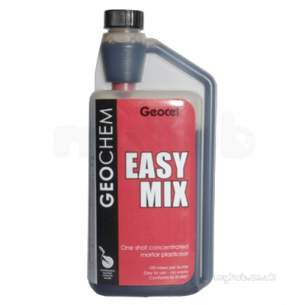 Adhesives and Sealants -  Dow Geocel Geocel 6006020 Easymix 1ltr