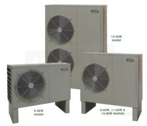 Grant Air Source Heat Pumps -  Grant Aerona 155kw Air Source Heat Pump